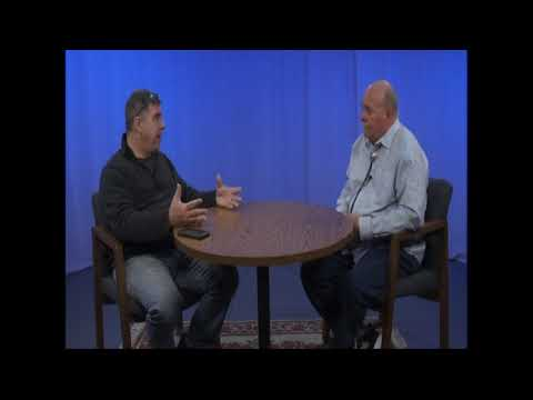 Street Talk interview of Schaghticoke Chief Velky, with Dominic Cotton