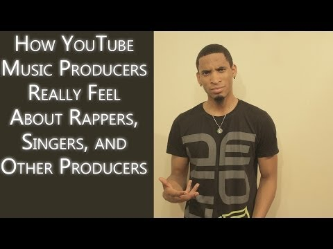 How A Music Producer REALLY Feels About RAPPERS, SINGERS, & PRODUCERS