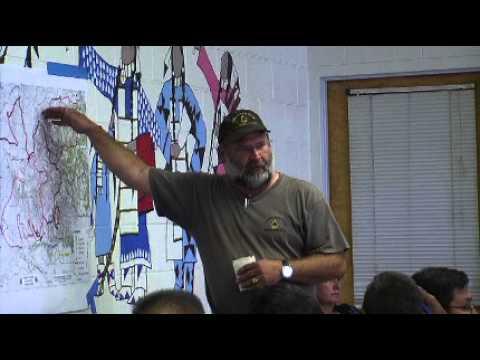 Rosebud Sioux Emergency Meeting on wildfires 07/23/2012