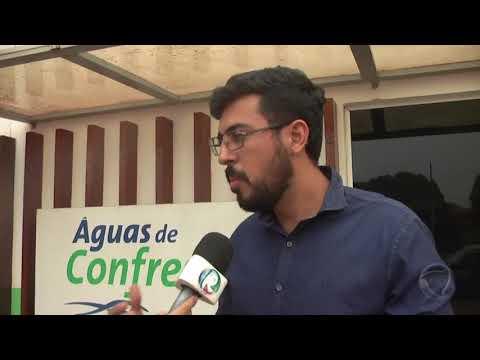 Águas de Confresa intensifica fiscalização em redes de Confresa