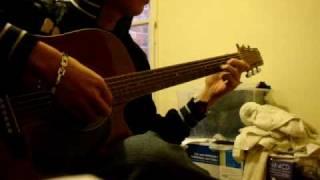 Jay chou - Gui ji Guitar cover solo xXeNn