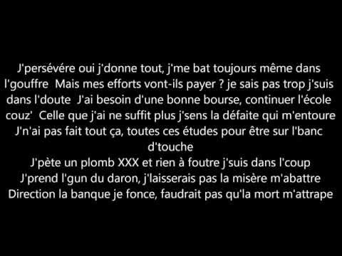 Maska feat. Maître Gims - Prie pour moi (paroles/lyrics)