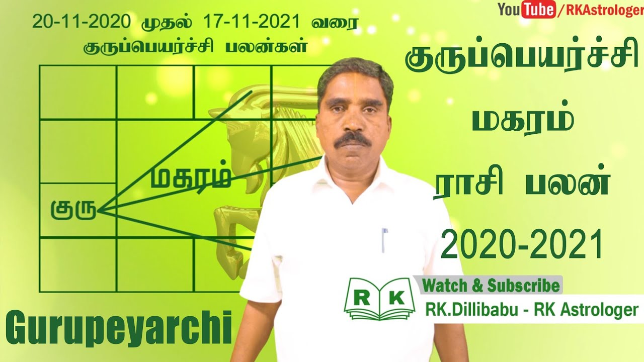 Vidyadharan astrologer guru peyarchi