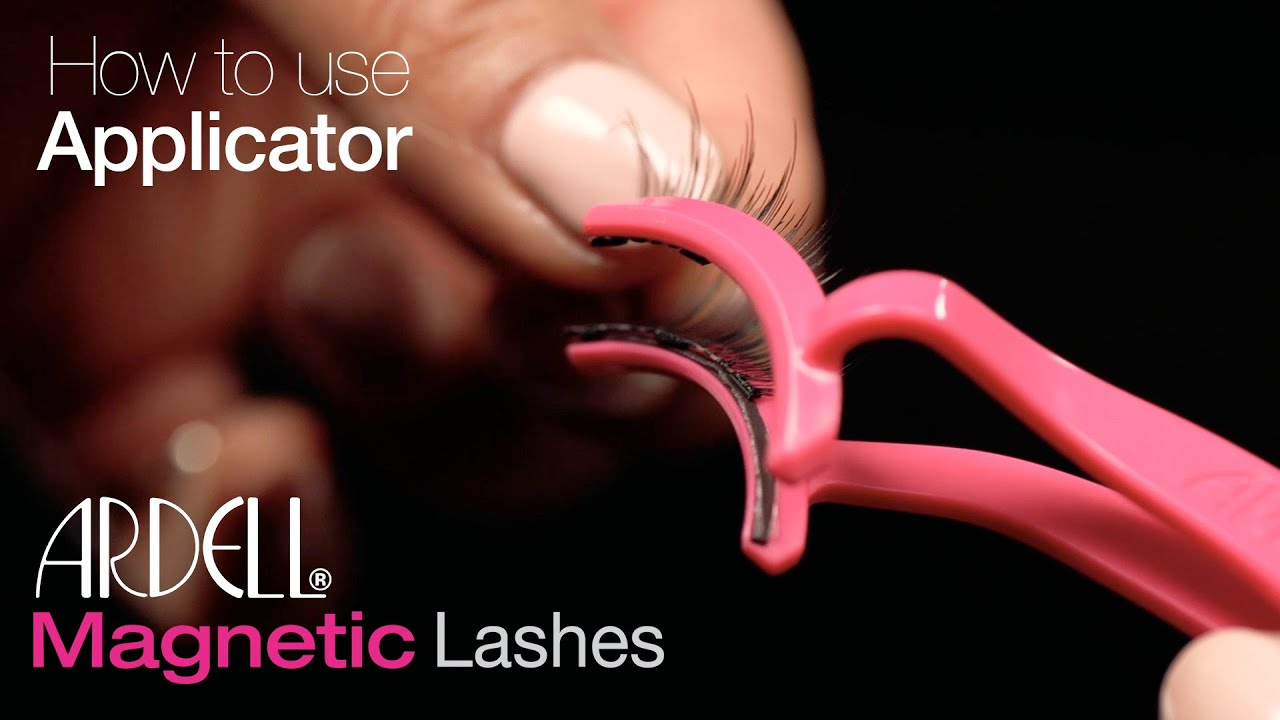 a13807f83d3 Magnetic Lash Applicator - Full Strip Lashes. Ardell Beauty