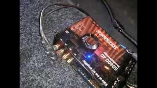 soundigital SD400.4D com 6X9 pioneer