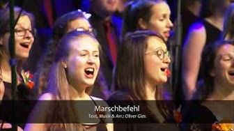 Marschbefehl (Maybebop) - Psycho-Chor der Uni Jena