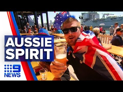 Best Places To Celebrate Australia Day | Nine News Australia