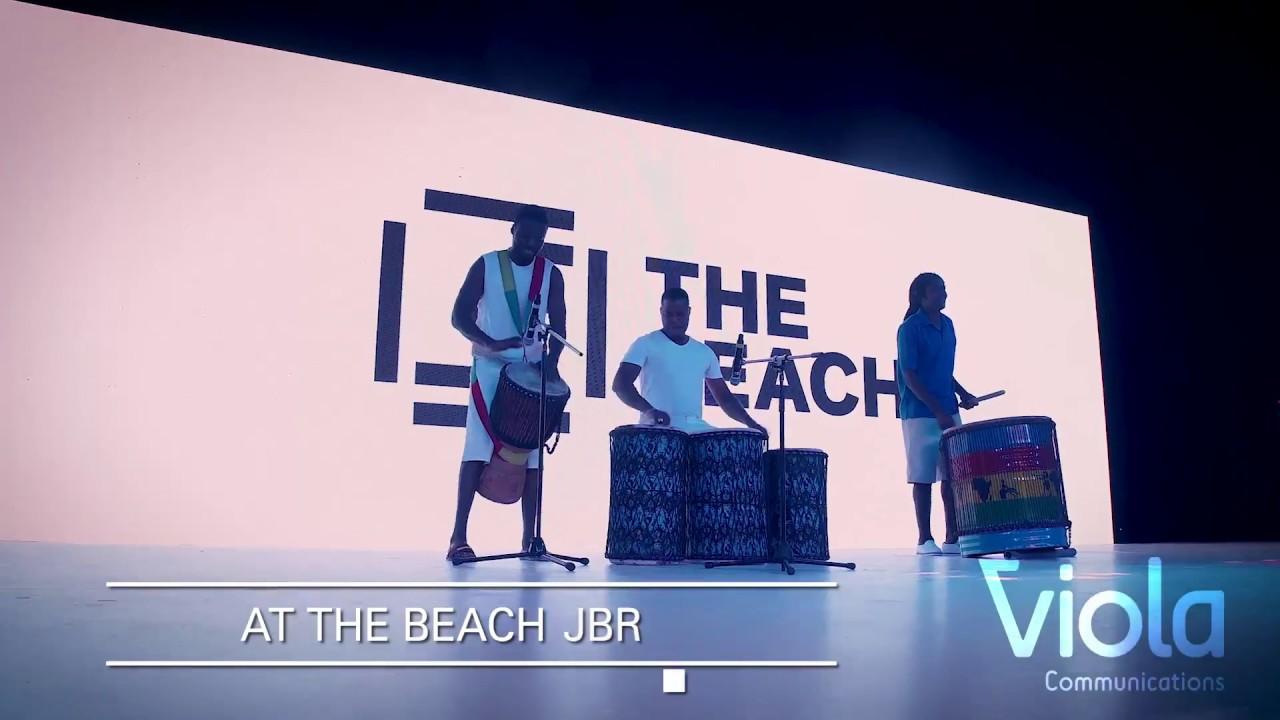 Viola Communications launching The Beach Season Kick-off for MERAAS
