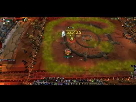 Brawler's Guild (Rank 7, Fight 1) - Nibbleh (Legion 7.1.5)