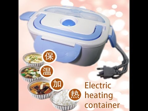 Electric Heating Meal Container / Lunch Box  (Supplier in Malaysia)