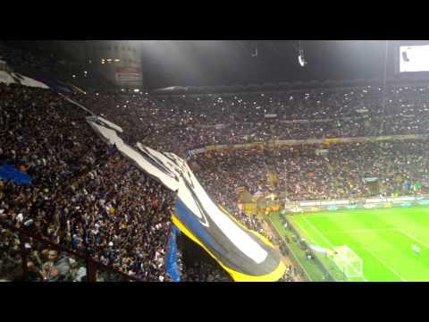 Inter Milan 1 - 0 (13/09/2015) Lettura Formazioni e inno Pazza Inter Amala