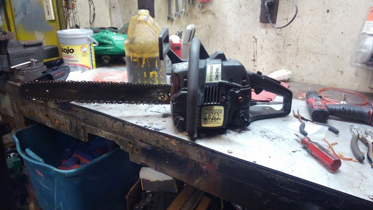 Craftsman Chainsaw Repair