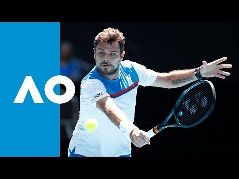 John Isner vs Stan Wawrinka - Match Highlights (R3)   Australian Open 2020