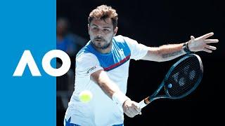 John Isner vs Stan Wawrinka - Match Highlights (R3) | Australian Open 2020
