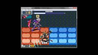 Me(Eraserman) vs Megaman Gregar form.HD