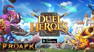 Duel Heroes Android Gameplay