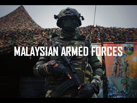 Malaysian Armed Forces 2018