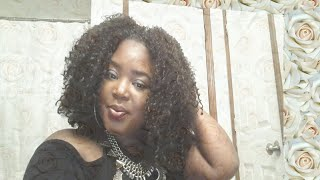 Outre Synthetic Hair Crochet Braids X-Pression Braid Jerry Curl 24