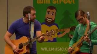 """Will's Jams performs """"Reading Revival"""" live"""