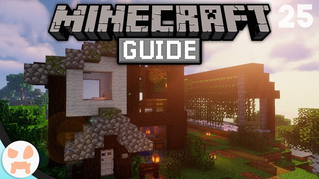 AFK FISHING FARM! | The Minecraft Guide - Minecraft 1 14 2 Lets Play  Episode 25