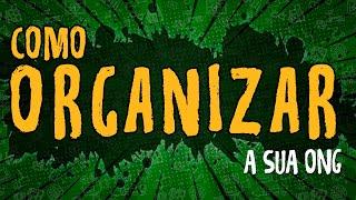 Como uma ONG pode se Organizar? thumbnail