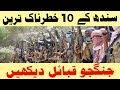Top 10 warrior tribes of sindh pakistan