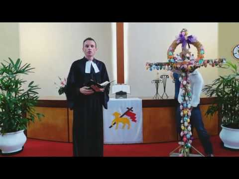 Celebração Domingo Páscoa 12/04/2020
