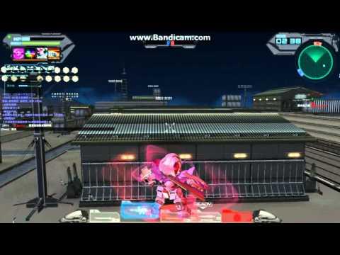 SD鋼彈Online  驚奇能天使鋼彈
