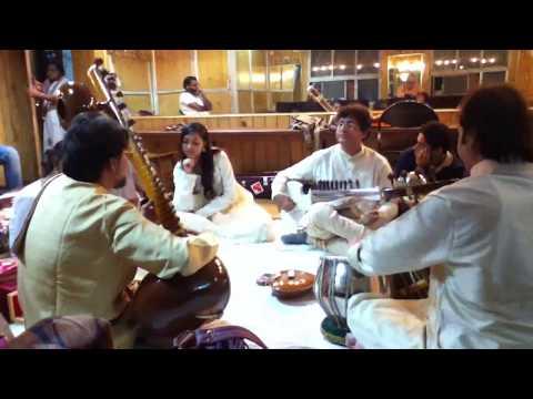 Pt.Partho Sarothy / Sri Partha bose/Jugalbandhi  kolkata 2012