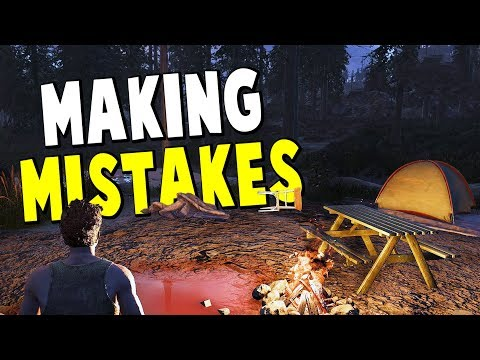 Making All The Mistakes | Fear The Night | Part 1
