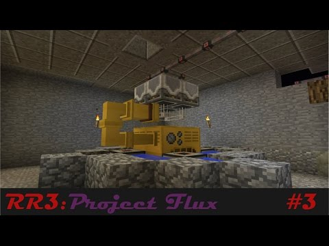 RR3:Project Flux #4| More Power and Steam Flash Boiler!