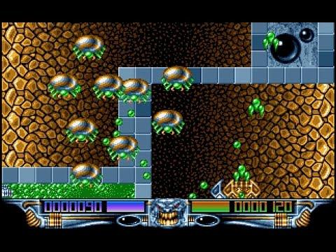 ATARI STe - STE Demo 2 by Atari France & Expose Software