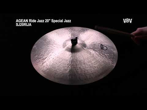 "20"" Ride Jazz Special Jazz video"