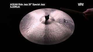 "20"" Ride Jazz Special Jazz video"
