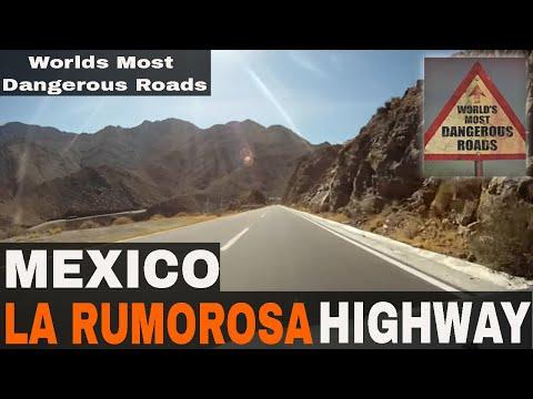 "La Rumorosa Highway Mexico ""East"""