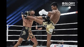 GLORY 67: Petchpanomrung vs. Anvar Boynazarov (Featherweight Title Bout) - Full Fight