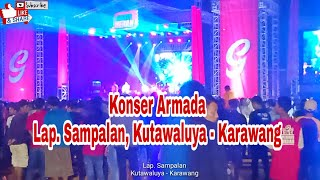 Konser Armada Spekta Merah 2019 - Asal Kau Bahagia (sampalan kutawaluya karawang)