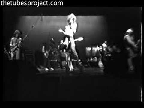 """The Tubes, """"Tubes World Tour,"""" 1977"""