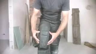 Spodnie robocze snickersworkwear z serii 3xxx rzemieślnicy