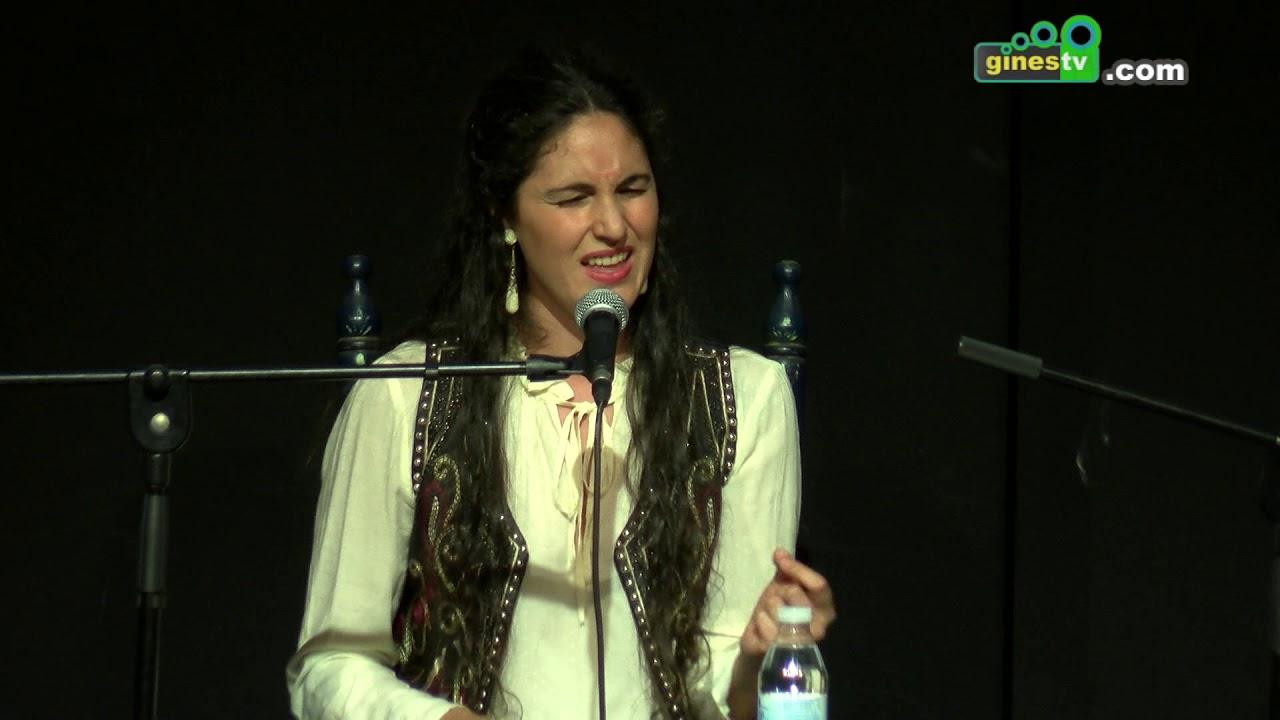Encarni Cortés en el XVIII Festival Flamenco de Gines 2018