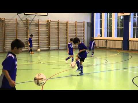 Fcc Hallentraining Ballgefuhl Mit Ball Und Tennisball In Vers Varianten