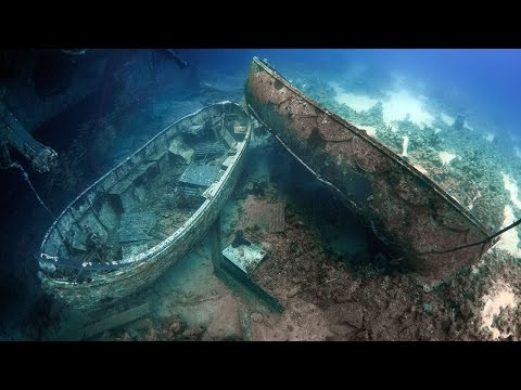 Haunting Images Of Ship Graveyard