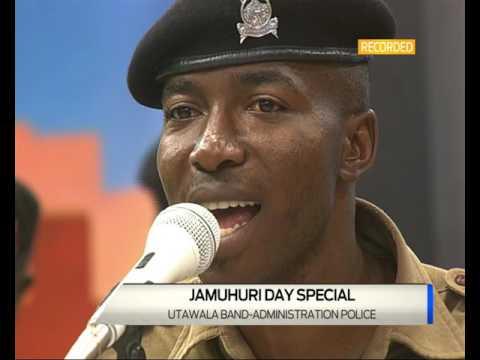 Alfajiri: Jamhuru Day Special Utawala Band