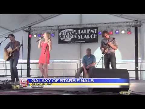 News 5 at 10 - Galaxy of Stars finals at Nebraska State Fair / August 31, 2014