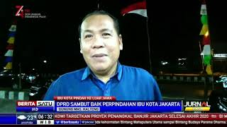Ibu Kota bakal Pindah, Warga Kalimantan Tengah Semringah