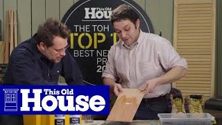 The Toh Top 100: Neverwet Liquid Repelling Treatment - This Old House