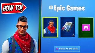"How To UNLOCK The Exclusive ""Prodigy"" Skin On PC! (Fortnite)"