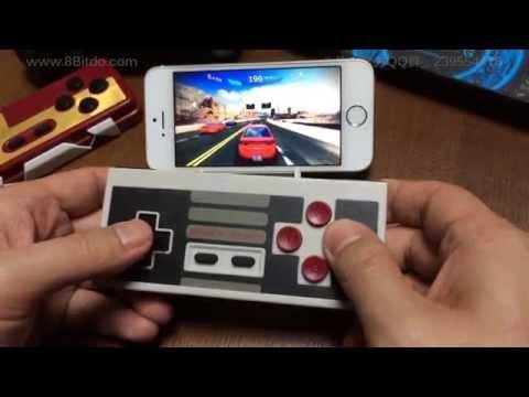 Беспроводный Bluetooth Joystick для игры на планшетах и телефонах iPhone, iPad, iOS, Android