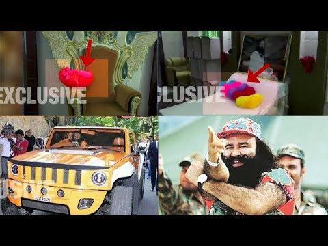 Exclusive Visuals: Inside Dera Chief Gurmeet Ram Rahim's 'gufa'