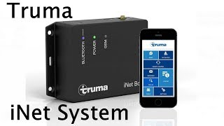 Truma Inet for controlling your heating and air conditioner via your phone or tablet